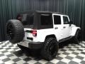 Jeep Wrangler Unlimited Sahara 4x4 Bright White photo #6