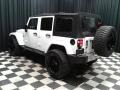 Jeep Wrangler Unlimited Sahara 4x4 Bright White photo #8