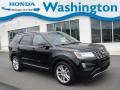 Ford Explorer XLT 4WD Shadow Black photo #1