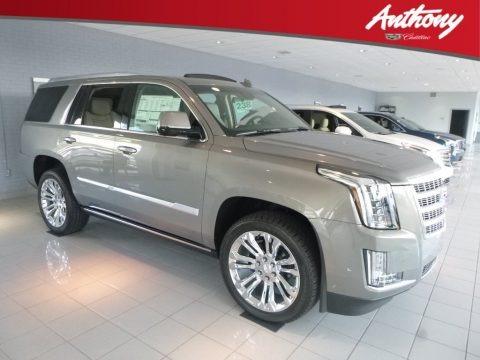 Bronze Dune Metallic 2019 Cadillac Escalade Premium Luxury 4WD
