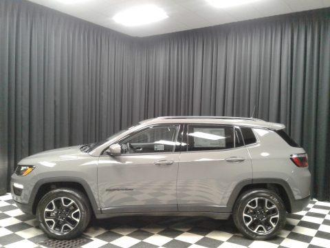 Sting-Gray 2019 Jeep Compass Sport 4x4