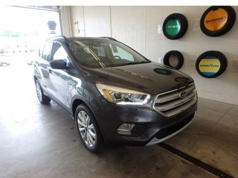Magnetic 2019 Ford Escape SEL 4WD