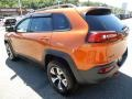 Jeep Cherokee Trailhawk 4x4 Mango Tango Pearl photo #3