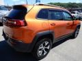 Jeep Cherokee Trailhawk 4x4 Mango Tango Pearl photo #6