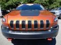 Jeep Cherokee Trailhawk 4x4 Mango Tango Pearl photo #9