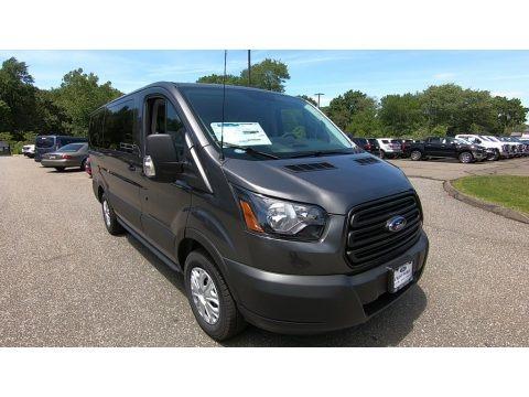 Magnetic 2019 Ford Transit Passenger Wagon XL 150 LR