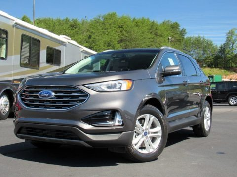 Magnetic 2019 Ford Edge SEL AWD