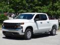 Chevrolet Silverado 1500 WT Crew Cab Summit White photo #5