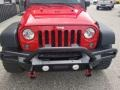 Jeep Wrangler Unlimited Sport 4x4 Firecracker Red photo #12
