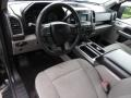 Ford F150 XLT SuperCrew 4x4 Lithium Gray photo #21