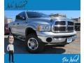 Dodge Ram 2500 SLT Quad Cab 4x4 Bright Silver Metallic photo #1
