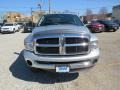 Dodge Ram 2500 SLT Quad Cab 4x4 Bright Silver Metallic photo #6