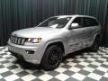 Jeep Grand Cherokee Altitude 4x4 Billet Silver Metallic photo #2