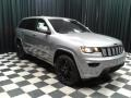 Jeep Grand Cherokee Altitude 4x4 Billet Silver Metallic photo #4
