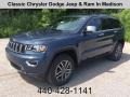 Jeep Grand Cherokee Limited 4x4 Slate Blue Pearl photo #1