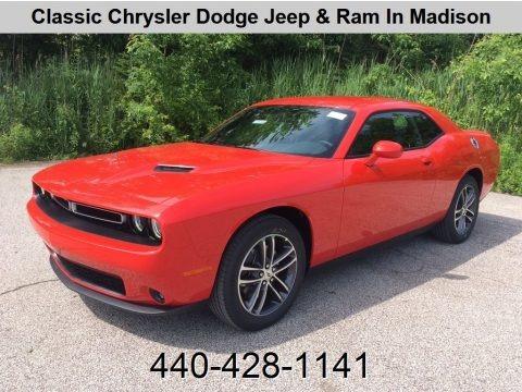 Torred 2019 Dodge Challenger SXT AWD
