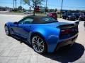 Chevrolet Corvette Grand Sport Convertible Elkhart Lake Blue Metallic photo #5