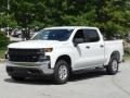 Chevrolet Silverado 1500 WT Double Cab Summit White photo #5