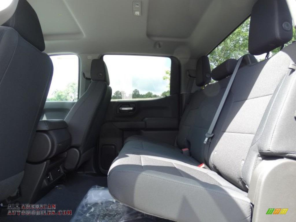 2019 Silverado 1500 WT Double Cab - Summit White / Jet Black photo #21