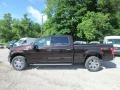 Ford F150 XLT Sport SuperCrew 4x4 Magma Red photo #5