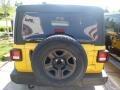 Jeep Wrangler Sport 4x4 Hellayella photo #6
