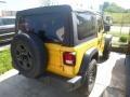 Jeep Wrangler Sport 4x4 Hellayella photo #7