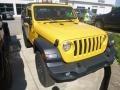 Jeep Wrangler Sport 4x4 Hellayella photo #11