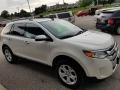 Ford Edge SEL AWD White Platinum Tri-Coat photo #8