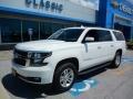 Chevrolet Suburban LT 4WD Summit White photo #1