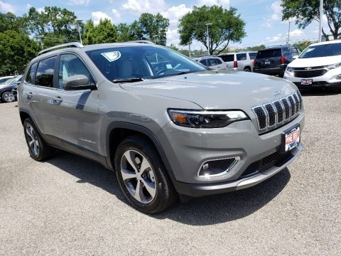 Sting-Gray 2019 Jeep Cherokee Limited 4x4