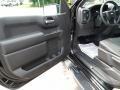 Chevrolet Silverado 1500 WT Regular Cab 4WD Black photo #13