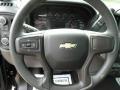 Chevrolet Silverado 1500 WT Regular Cab 4WD Black photo #24