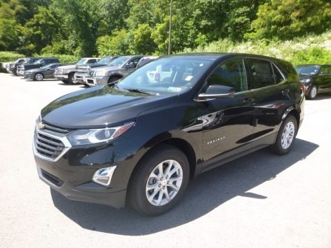 Mosaic Black Metallic 2020 Chevrolet Equinox LT AWD