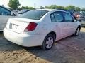 Saturn ION 2 Sedan Polar White photo #4