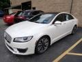Lincoln MKZ Reserve White Platinum photo #1