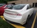 Lincoln MKZ Select White Platinum photo #4