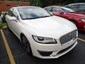 Lincoln MKZ Select White Platinum photo #5