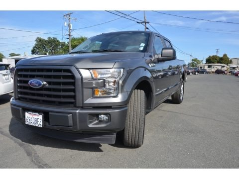 Magnetic 2017 Ford F150 XL SuperCrew