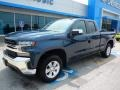 Chevrolet Silverado 1500 LT Double Cab 4WD Northsky Blue Metallic photo #1