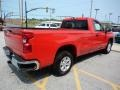 Chevrolet Silverado 1500 WT Regular Cab Red Hot photo #4