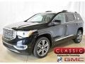 GMC Acadia Denali AWD Ebony Twilight Metallic photo #1