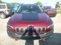 Jeep Cherokee Trailhawk 4x4 Velvet Red Pearl photo #8