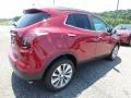 Buick Encore Preferred Winterberry Red Metallic photo #5