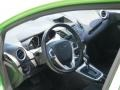 Ford Fiesta SE Sedan Green Envy photo #11