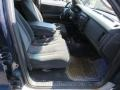 Dodge Dakota SLT Quad Cab 4x4 Black photo #28