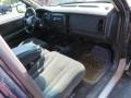 Dodge Dakota SLT Quad Cab 4x4 Black photo #29