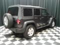 Jeep Wrangler Unlimited Sport 4x4 Granite Crystal Metallic photo #6