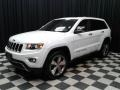 Jeep Grand Cherokee Limited 4x4 Bright White photo #2