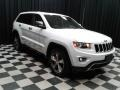 Jeep Grand Cherokee Limited 4x4 Bright White photo #4