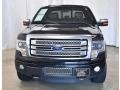 Ford F150 Platinum SuperCrew 4x4 Tuxedo Black Metallic photo #4